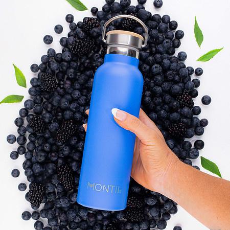 MontiiCo Original Thermo Bottle - Blueberry-2
