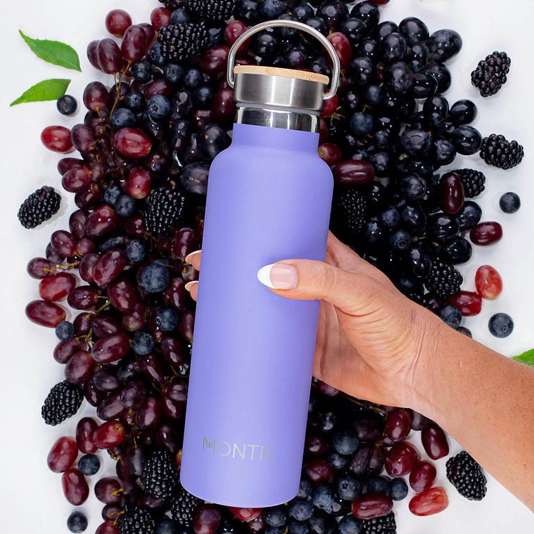 MontiiCo Original Thermo Bottle - Grape-2
