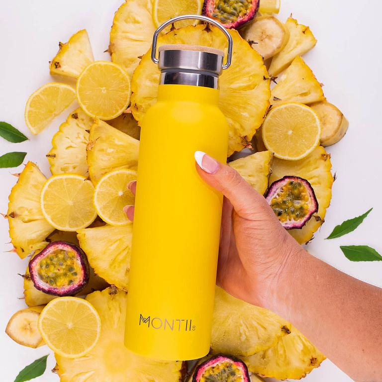 MontiiCo Original thermofles - Pineapple-2