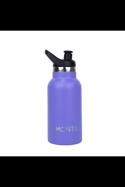 MontiiCo Mini Thermo Bottle - Grape
