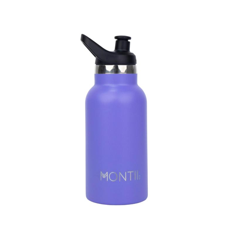 MontiiCo Mini thermofles - Grape-1