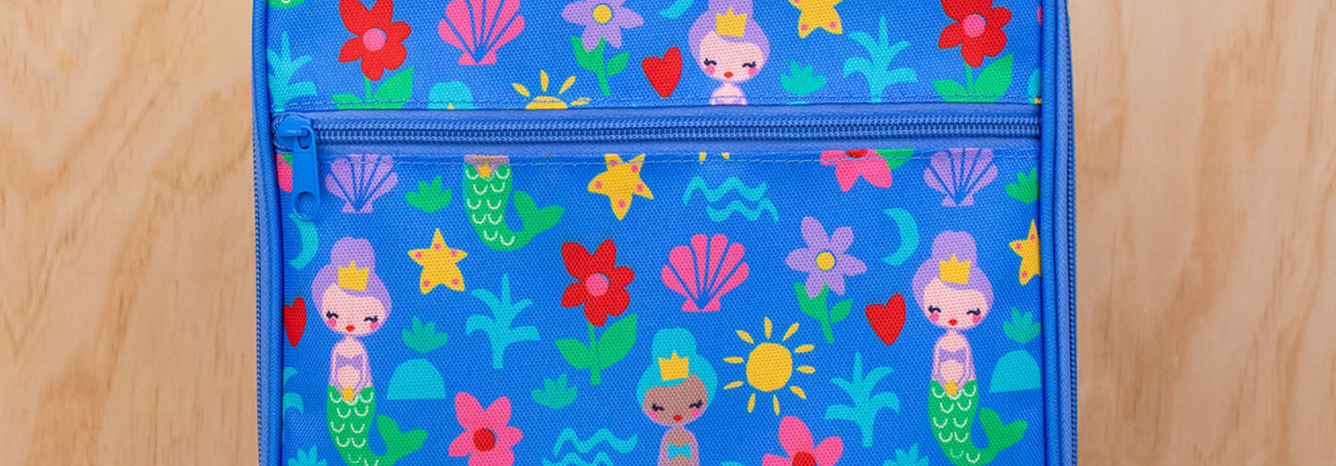 Montii insulated Lunch Bag - Mermaid V3