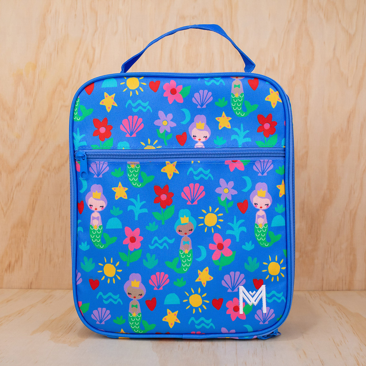 Montii insulated Lunch Bag - Mermaid V3-1