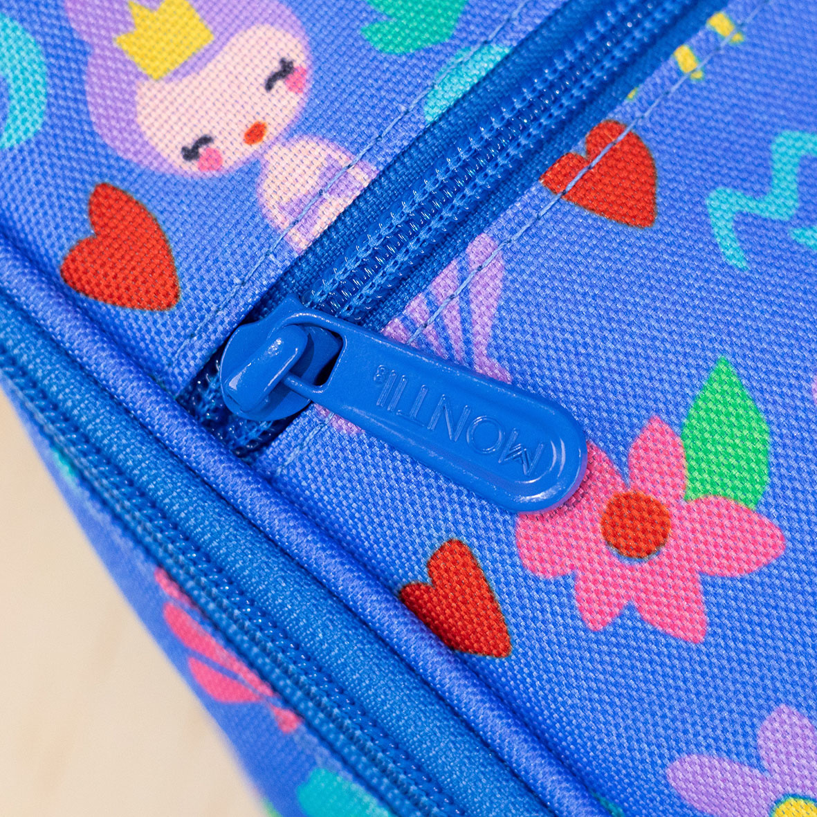 Montii insulated Lunch Bag - Mermaid V3-3