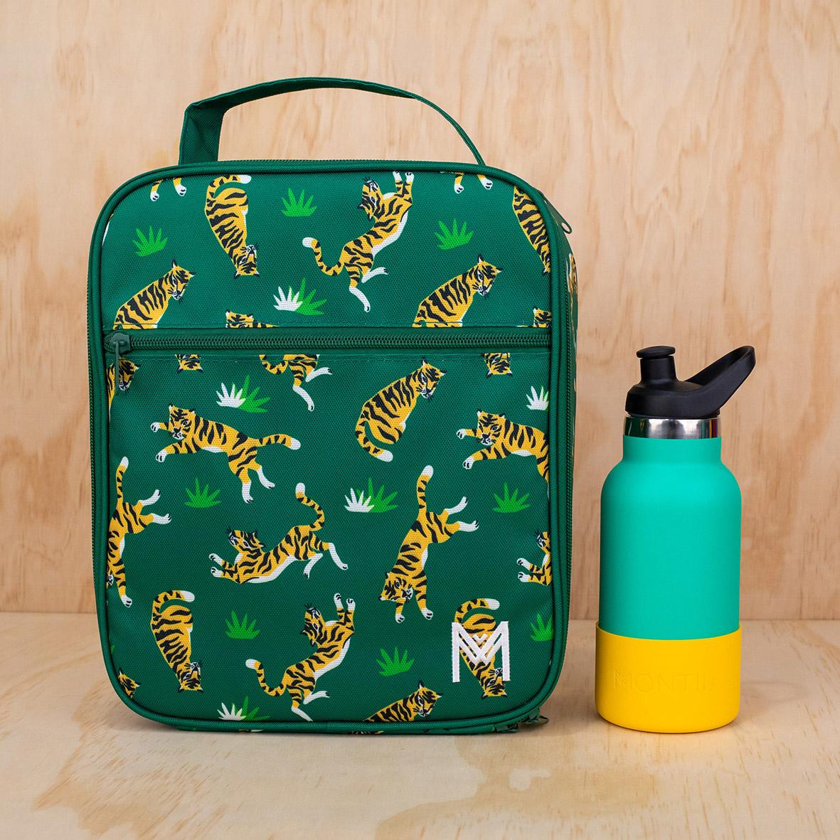 Montii thermisch isolerende Lunch Bag - Tijger-3