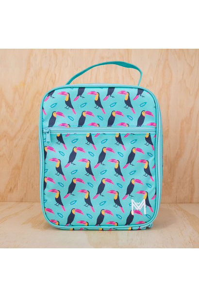 Insulated Lunch Bag - Meermaid - Toucan