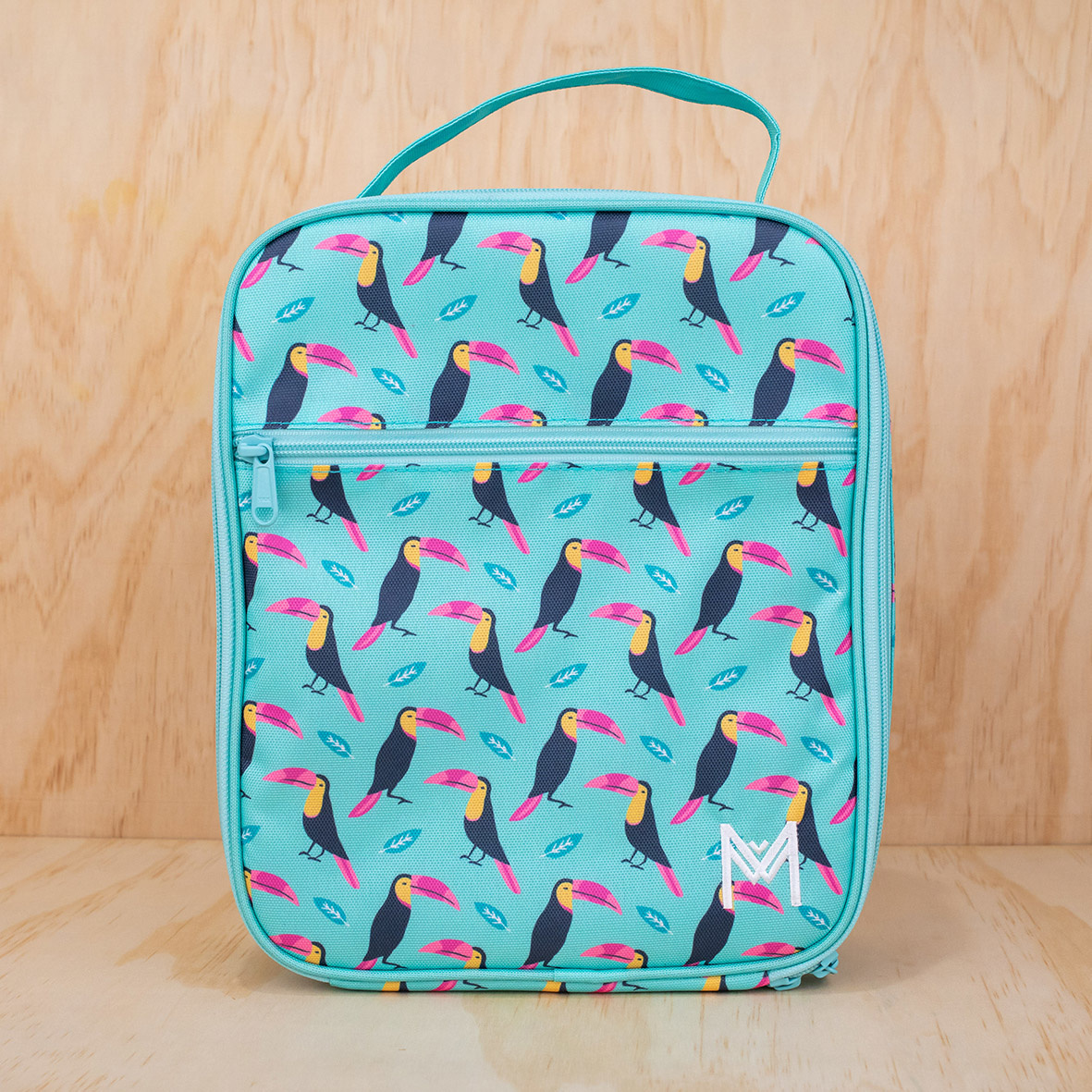 Montii insulated Lunch Bag - Toucan-1