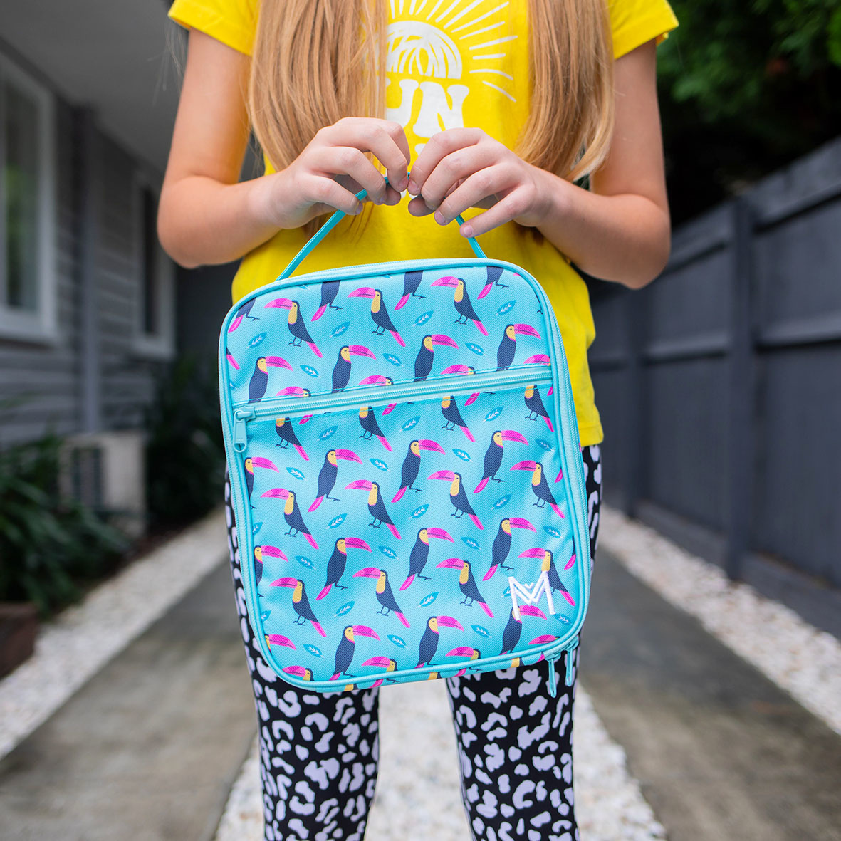 Montii insulated Lunch Bag - Toucan-3