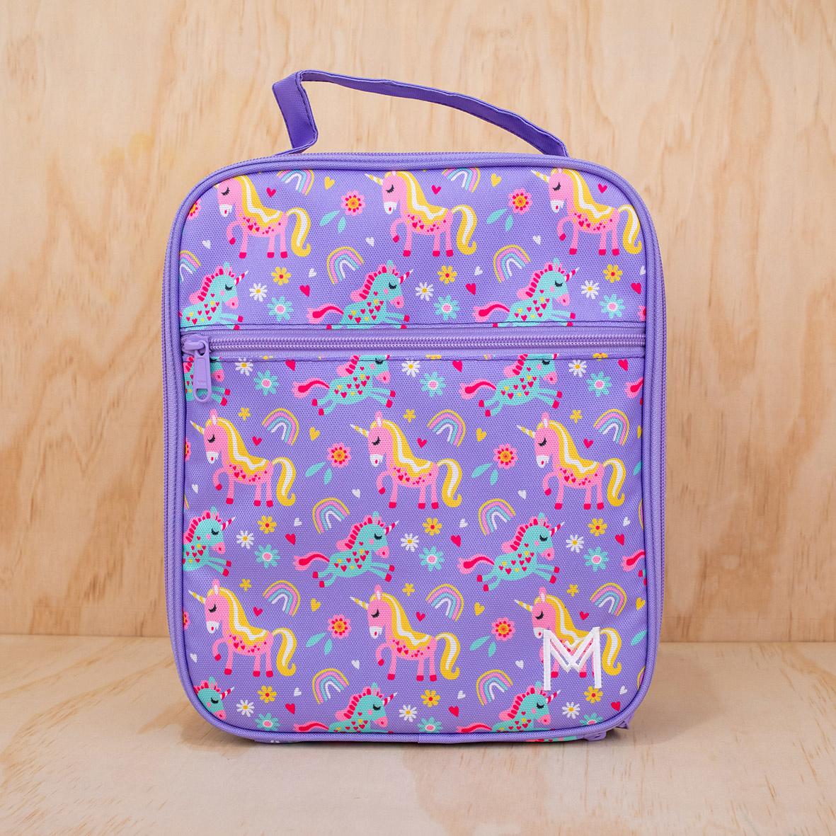 Montii insulated Lunch Bag - Unicorn V3-1