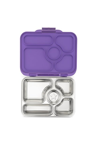 Stainless steel leakproof Bento Box - Remy Lavender