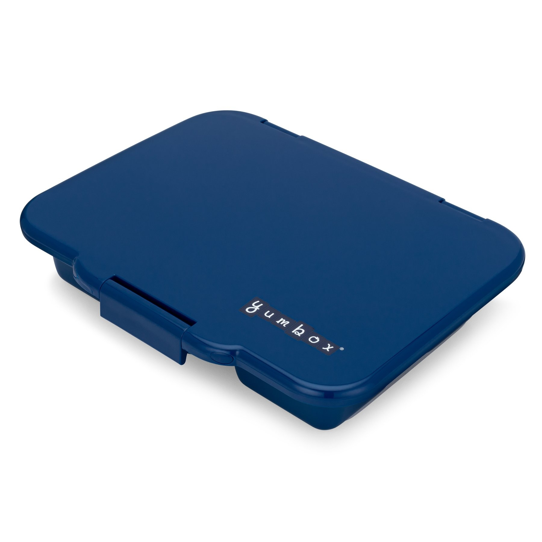 Stainless steel Bento Box with ceramic tray - Santa Fe blue-5