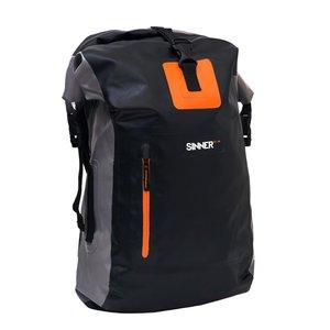 Sinner Massif Backpack Rugzak - Zwart