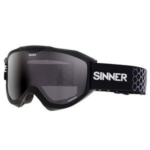 Sinner Lakeridge Skibril - 2019 - Zwart