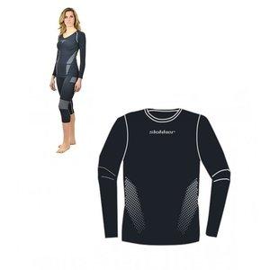 Slokker Meryl Skinlife Thermo Shirt  Dames - Zwart