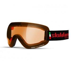 Slokker Sella LG Skibril - Bruin