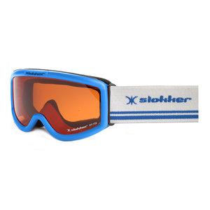 Slokker Slokker Gardena Junior Skibril - Blauw
