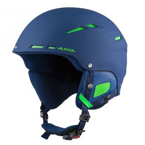 Alpina Alpina Biom Skihelm | Mat Navy Blauw