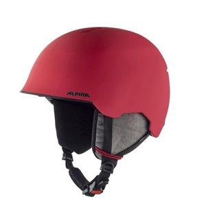 Alpina Alpina Maroi Junior Skihelm | Red Skull