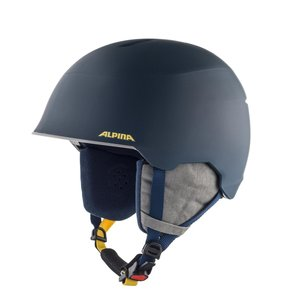 Alpina Maroi Junior Skihelm - 2019 - Grijsblauw