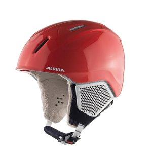 Alpina Alpina Carat LX Junior Skihelm | Flamingo Matt