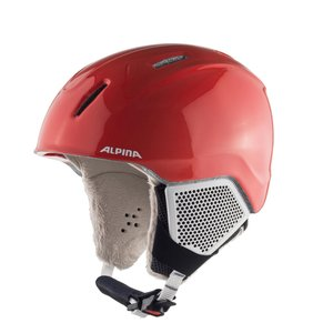 Alpina Carat LX Junior Skihelm - 2019 - Rood