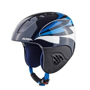 Alpina Alpina Carat Junior Skihelm - Blauw
