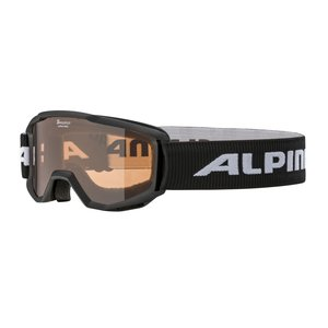 Alpina Piney Junior Skibril - 2019 - Zwart