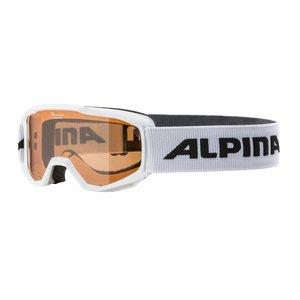 Alpina Piney Junior Skibril - 2019 - Wit