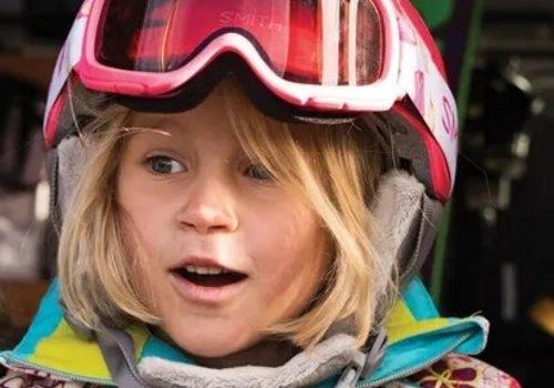 Skibril voor kids