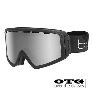 Bollé Z5 OTG Skibril - 2019 - Zwart