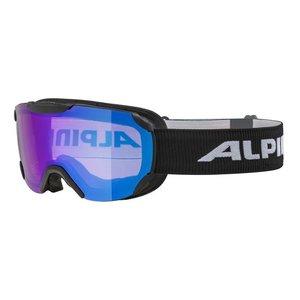 Alpina Thaynes Skibril | 2019 | Black | DoubleFlex Hicon Mirror Lens - Copy - Copy - Copy