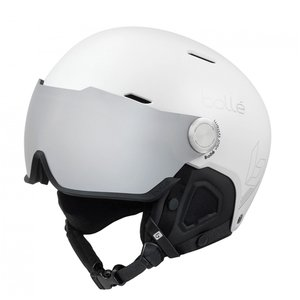 Bollé Might Visor Skihelm met vizier - 2019 - White
