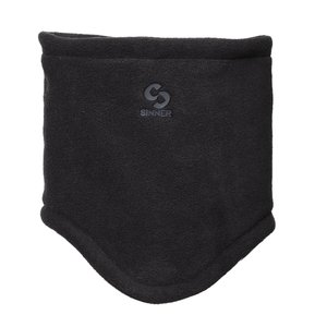 Sinner Summit Fleece Scarf Nekwarmer - Zwart