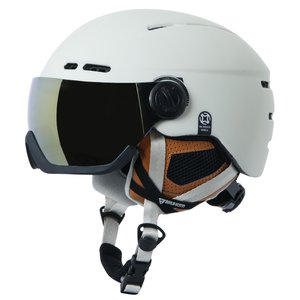 Brunotti Robotic  3 Dames Skihelm - 2019 - Wit
