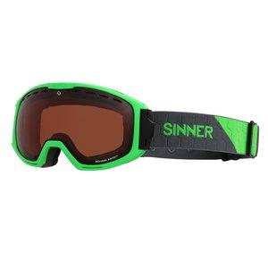 Sinner Mohawk Skibril - 2019 - Groen