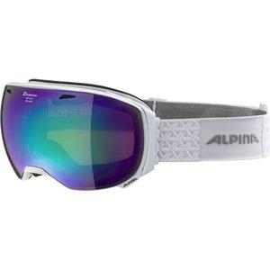 Alpina Alpina Big Horn HM Skibril - Wit
