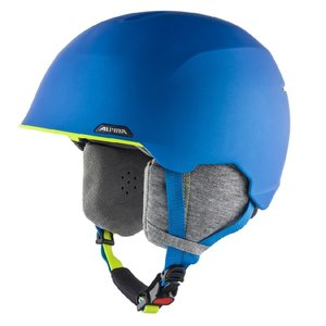 Alpina Albona Skihelm - 2020 - Blauw Neon Geel