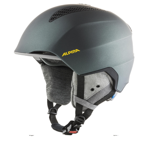 Alpina Grand Lavalan Skihelm - 2020 - Moss Groen Curry