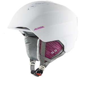 Alpina Grand Skihelm - 2020 - Wit Rose