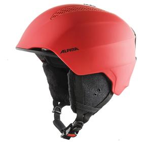 Alpina Alpina Grand Skihelm - Red