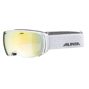Alpina Alpina Estetica QHM Polariserend Skibril - Wit