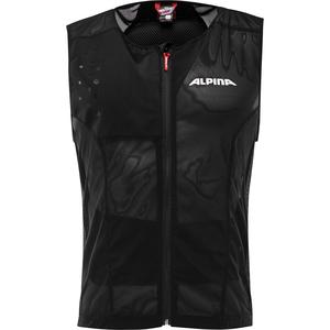 Alpina Proshield Protector Vest Heren - Zwart