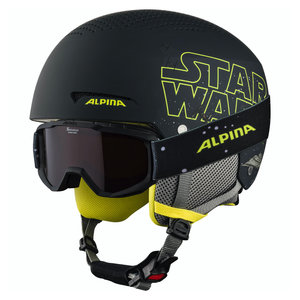 Alpina Zupo Disney Skihelm + Skibril - 2020 - Star Wars