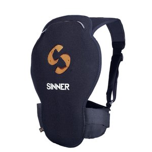 Sinner Castor Spine D30 Unisex Rugbeschermer