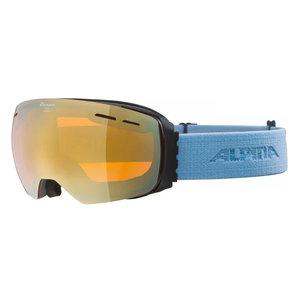 Alpina Alpina Granby Q-Lite Skibril - Grijs