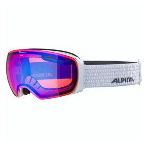 Alpina Alpina Granby Q-Lite Skibril - Wit