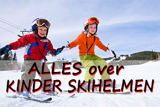 Alles over kinderskihelmen