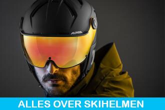 Alles over skihelmen