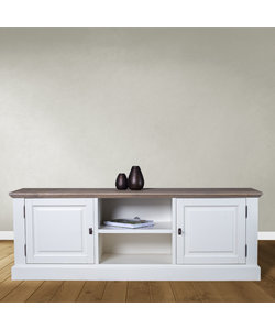 Tv dressoir Sara 08 eiken