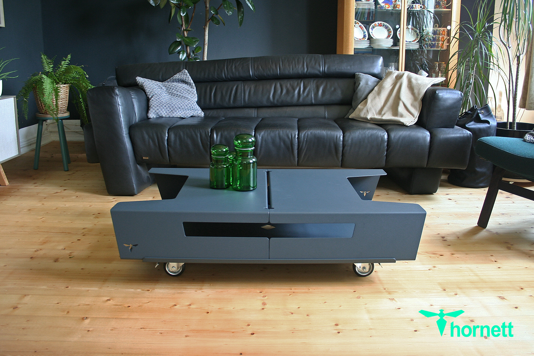 hornett ally twintop coffeetable anthracite